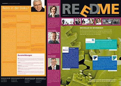 Kundenzeitschrift REEDME, Ausgabe 10/2012