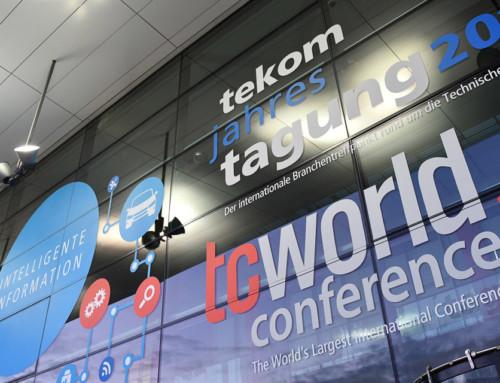tekom-Tagung 2017:  Same procedure as every/last year?