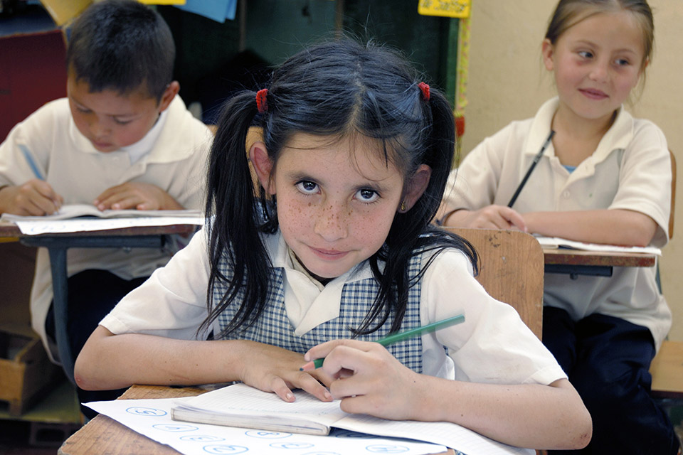 Titelbild: Ministerio de Educación, Lizenz: CC BY-SA 3.0-igo (http://creativecommons.org/licenses/by-sa/3.0-igo), via Wikimedia Commons