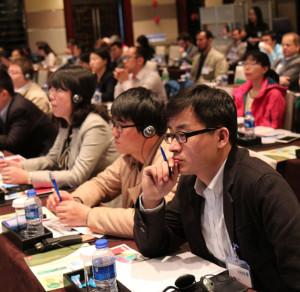 Teilnehmer tcworld China 2016