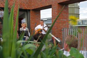 Musikalische Begleitung, Duo Acaja