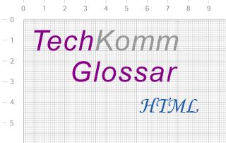 TechKomm Glossar HTML