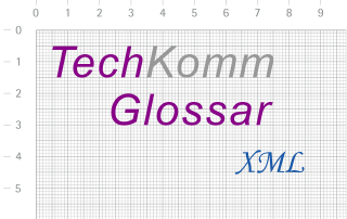 TechKomm Glossar XML