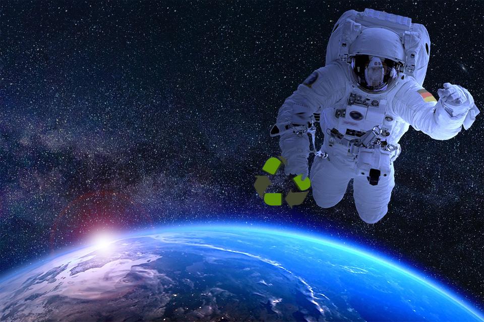 Nachhaltigkeit im Weltraum
