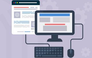 Redaktionssystem und Layout