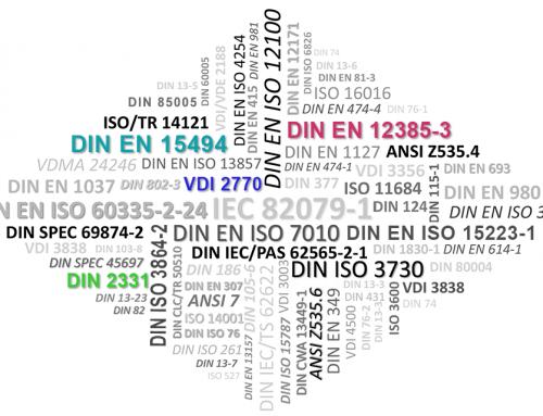 Normen mit Relevanz für die Technische Dokumentation – Oktober 2018 bis Februar 2019