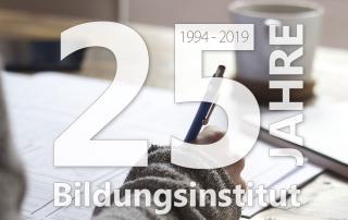 25 Jahre tecteam Bildungsinstitut