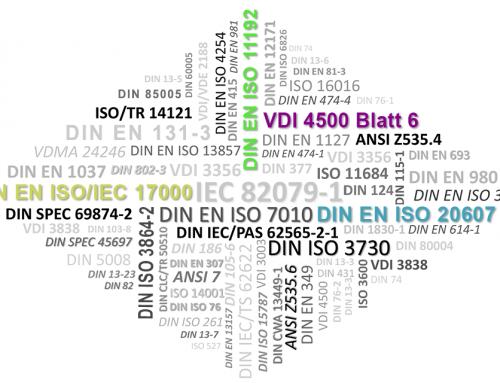 Normen mit Relevanz für die Technische Dokumentation – Mai bis Oktober 2019