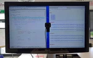 Bildschirmfreigabe Online-Seminar