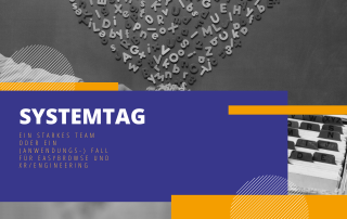 GDS Systemtag 30.04.2021